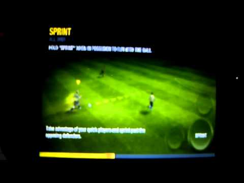FIFA 2012 para Android - Gameplay [HD] - Samsung Galaxy Fit
