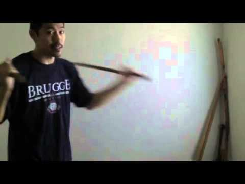 eskrima flowing warmup exercises for Ray Image 1