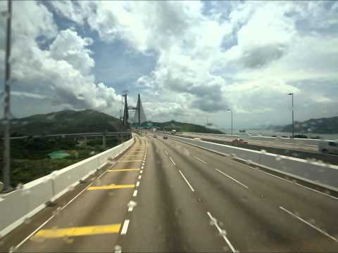 The A21 is a City Flyer Bus that goes from Hung Hom in Kowloon to the Airport on Lantau Island. Enjoy the whole trip in a condensed period of time.