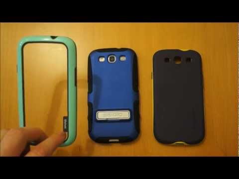 My Favourite Samsung Galaxy S3 Cases from my reviews - Best S3 Cases