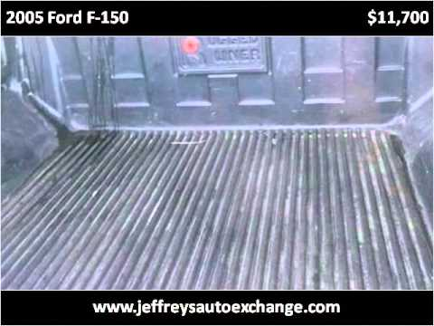 2005 Ford F-150 Used Cars Scottsburg IN