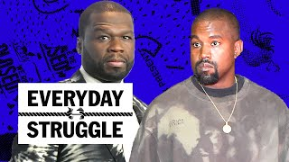Kanye vs. 50 Cent Showdown, Kid Cudi's Debut LP, Outkast & EarthGang Comparisons | Everyday Struggle
