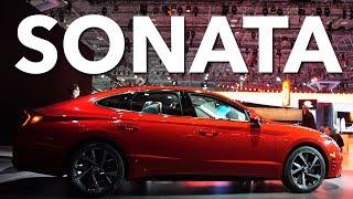 2019 New York Auto Show: 2020 Hyundai Sonata | Consumer Reports