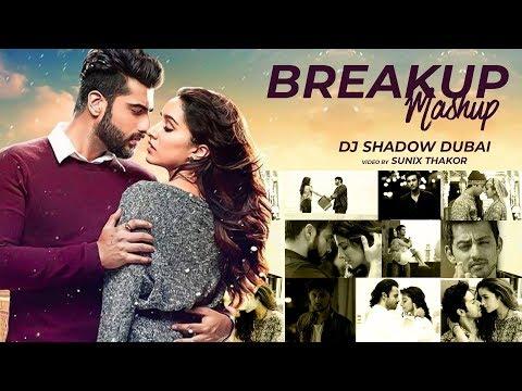 Breakup Mashup 2018 | DJ Shadow Dubai | Lost in Love | Midnight Memories | Sad Songs | Full Video HD