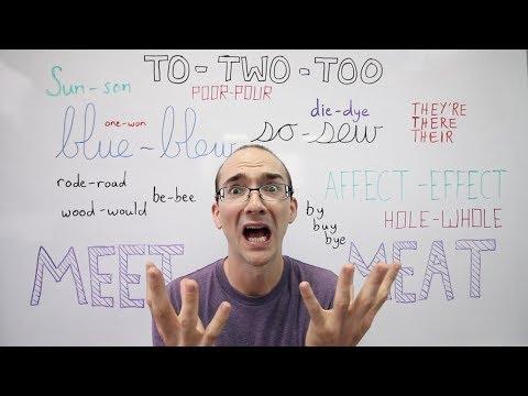 Phát âm hoàn toàn giống nhau! thumbnail