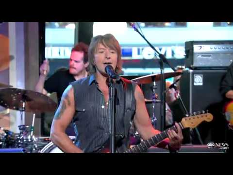 Richie Sambora 'GMA' Performance 'Every Road Leads Home to You'