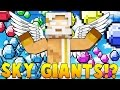 SKYGIANT + Money Wars + Walls = This Thing | Minecraft - Mini...