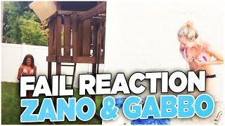FAIL REACTION CON ZANO E GABBO
