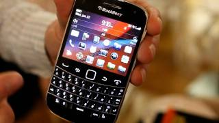 RIM Blackberry Bold Touch 9900 / 9930 Hands-on