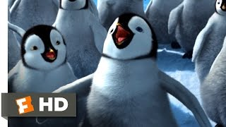 Happy Feet (1/10) Movie CLIP - Mumble Has No Heartsong (2006) HD