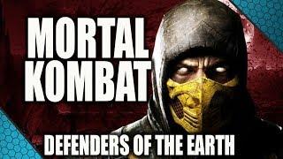 🔴 O INCRÍVEL MORTAL KOMBAT DEFENDERS OF THE EARTH!