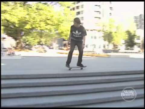 Skateboarder Magazine: Kurt Winter Exclusive Part