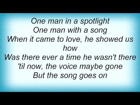 Barry Manilow - One Man In A Spotlight