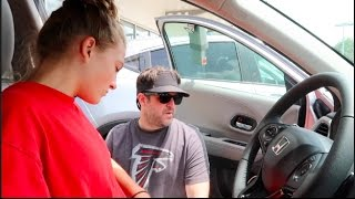 Buying a car for your teenager- Ford Escape vs Honda HRV