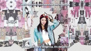 [Lyrics] EXID (이엑스아이디) _ Dangerous (아슬해) [ENG/ROM SUB]