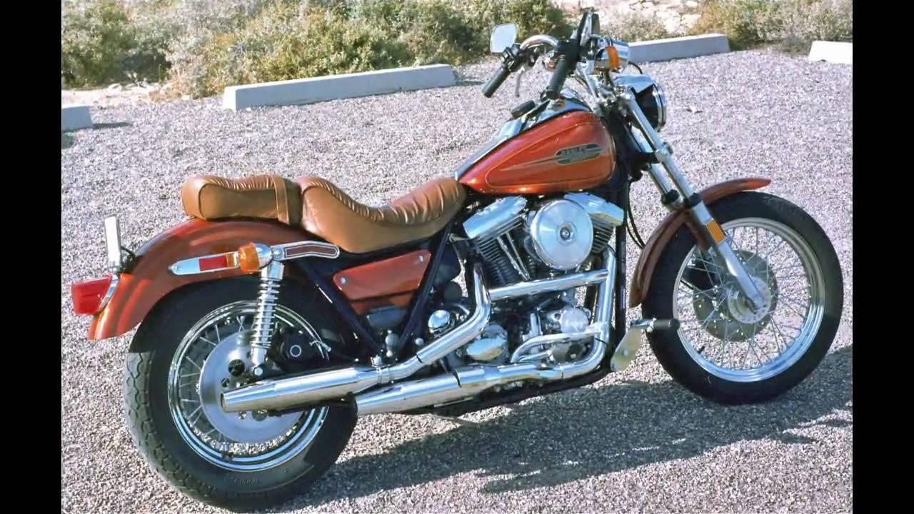 Harley Davidson Fxr Seat
