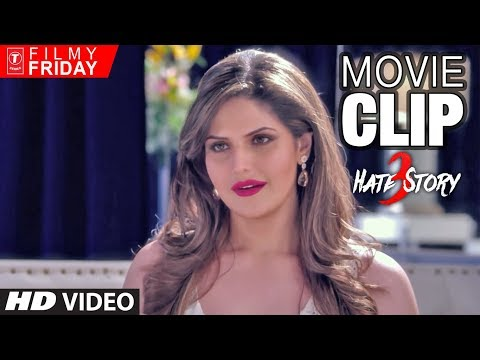 Filmy Friday - HATE STORY 3 Movie Clip 1 - The WOMAN Besides Successful MAN