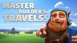 Clash of Clans: Traveling Master Builder (Builder Hall 9)