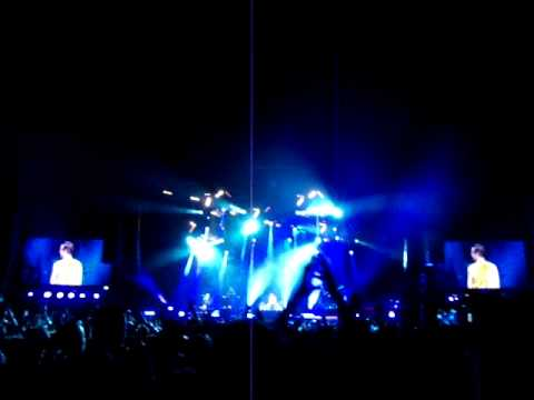 Depeche Mode - Black Celebration and some more ( Live at Athens Greece - 10.05.2013 )