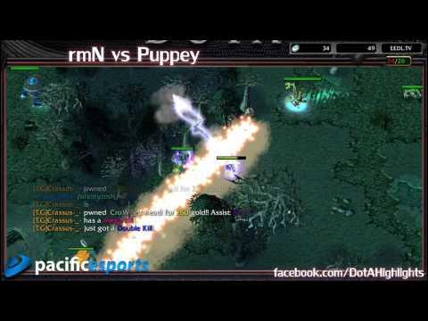 DotAHL 172 - [EEDL] rmN vs Puppey