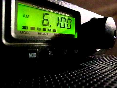6100kHz International Radio Serbia : Nasa HF-4e