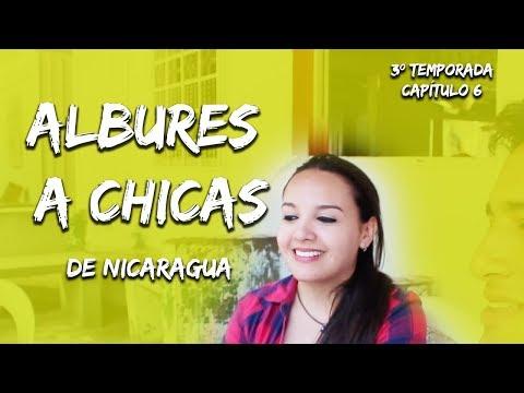 ALBUREANDO A CHICAS NICARAGUENSES  | MÉXICO-PATAGONIA EN MOTO
