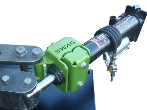 SWAG Harbor Freight Air Hydraulic Tube Bender Attachment
