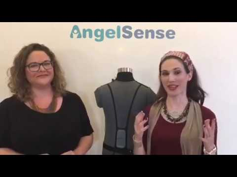 AngelSense GPS Tracker & Monitoring Solution Wearing Options 2017