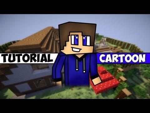 Tutorial Como Cartoonizar uma skin do Minecraft #02