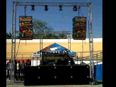 La Tarjeta Roja Big Deivis Original David Mega Concierto video