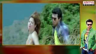 Rachaa - Ram charan's Dance Steps In Racha Movie