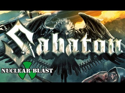 SABATON - The Story Of 'Heroes' -  Chapter I (OFFICIAL TRAILER