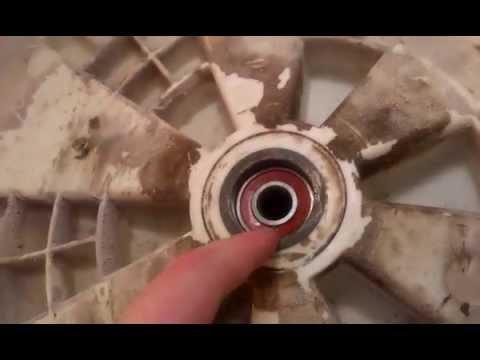 Как заменить подшипник в стиральной машинке индезит