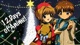 12 Days of Anime 2013 Intro Video!