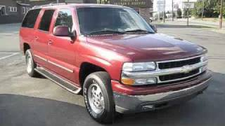 2002 Chevrolet Suburban First Start, Exhaust, and Full Tour