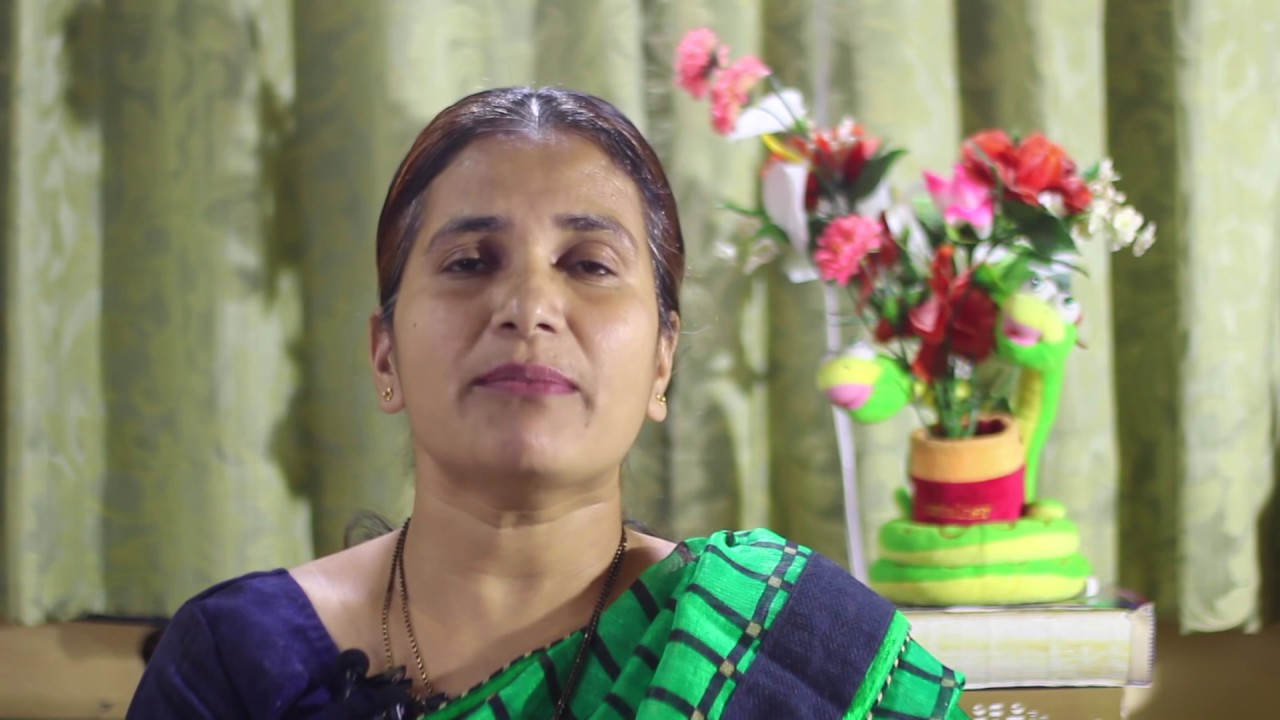 Dr Parameswari , a Hindu conversion to Christianity...Testimony