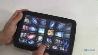 Google Nexus 10 Unboxing und Kurztest - Deutsch