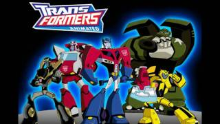 Transformers Animated Theme (OO2 Extended) HD