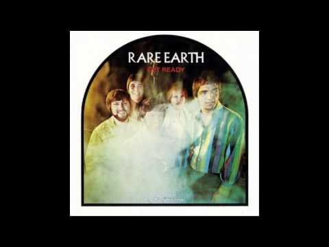RARE EARTH - get ready (Complete Length - HQ Audio)