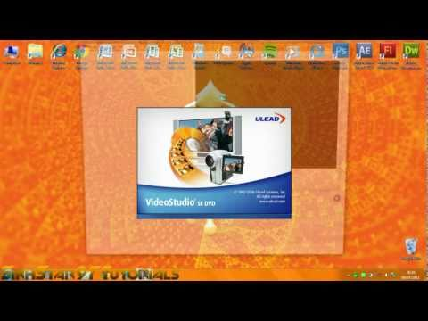 How To Use Ulead Video Studio With Easycap - (Windows 7. PS3)