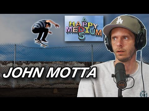We Talk About John Motta's A Happy Medium 5 Part!