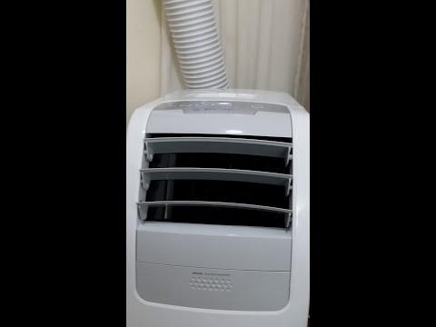 Ar condicionado portátil Electrolux