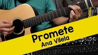 download musica Ana Vilela - Promete - Guitar Cover