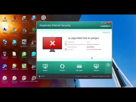 Kaspersky Internet Security 2014 español full Hasta el 2015