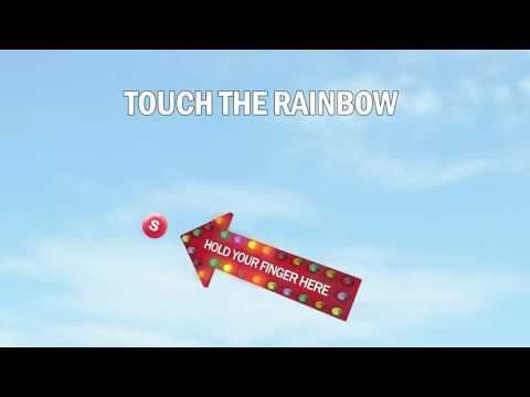 Skittles Touch: Skittles Girl (First Video)