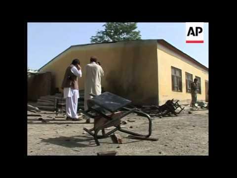 Blast as parliamentary elections get underway