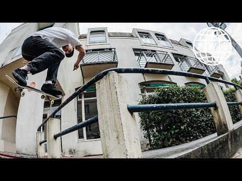 Olivier Durou, Rave Skateboards' Family & Friends Part