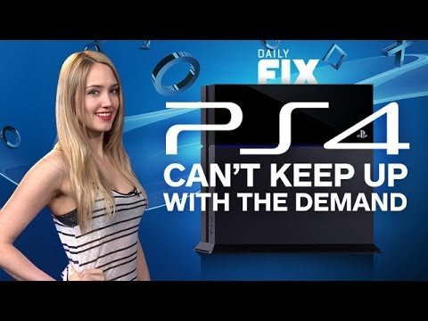 New Assassin's Creed Reveal & PS4 Demand - IGN Daily Fix 03.21.14