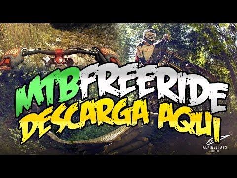 MTB FREERIDE - Gameplay - DESCARGAR JUEGO GRATIS AQUÍ!