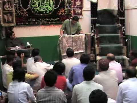 Hassan Ka Hai - New Manqabat By Mir Hasan Mir - 04 09 2009 video
